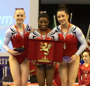 senior podium AA