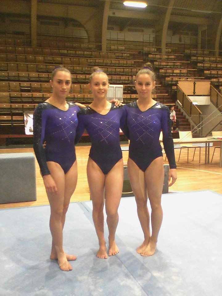 Barborka Cup české děvčata