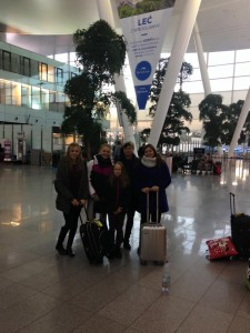 letiště Glasgow