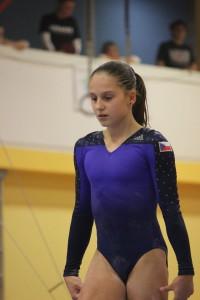 Aneta Holasová, MČR