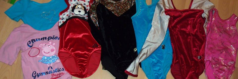 dresy pro sportovní gymnastiku