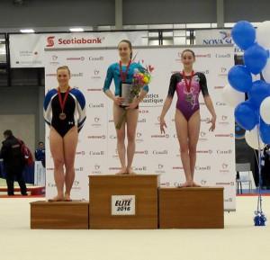 elite canada 2016 - medaile