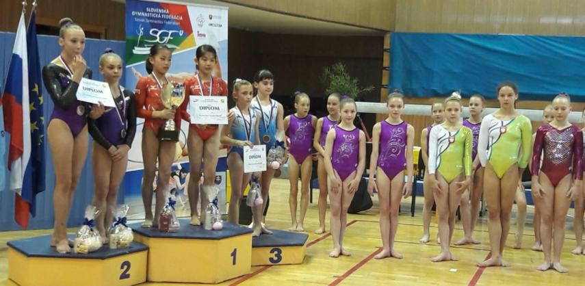Zdroj: Slovenská Gymnastická Federace