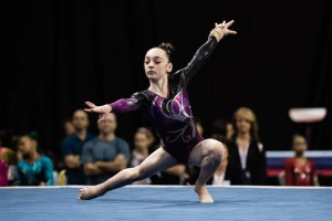 Elena Arenas, vítězka ženské kategorie.